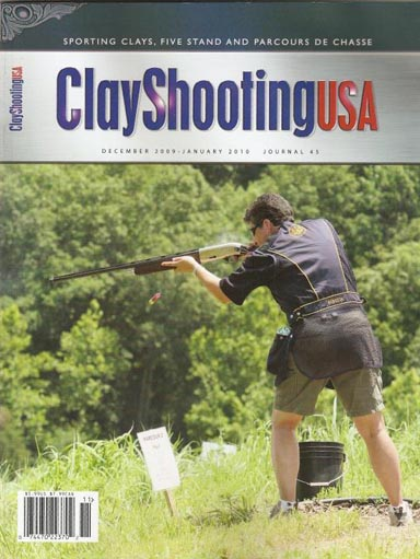 Gun Chair Introduction in Clay Shooting USA